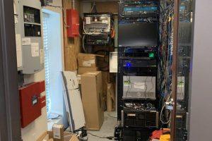 Data Center Buildout 1