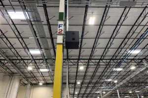 Warehouse Structured Cabling 1